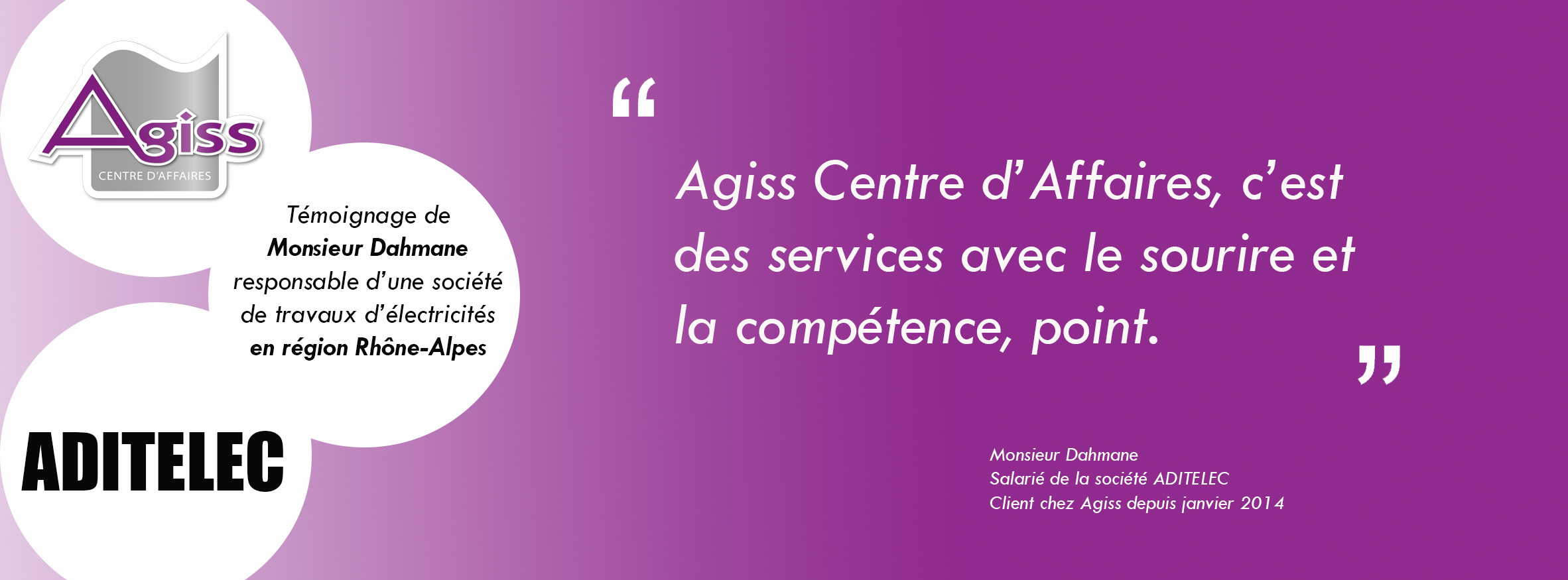 centre d'affaires agiss lyon 69